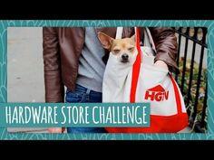 Hardware Store Challenge- HGTV Handmade