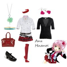 A fashion look from January 2012 featuring v-neck shirts, vintage shirts and pleated skirt. Browse and shop related looks. Casual Cosplay, Cosplay Outfits, Anime Outfits, Disney Outfits, Cool Outfits, Casual Outfits, Fashion Outfits, Casual Clothes, Fandom Fashion