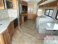 New 2016 Holiday Rambler Vacationer 35DK Motor Home Class A at General RV | Dover, FL | #134892
