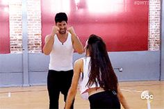 """Meryl: """"You're a jerk!"""" Maks: """"I'm one of the biggest...self-proclaimed and understandable."""""""