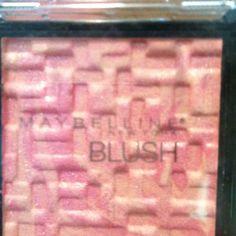 Maybelline pink weave blush Pink blush Maybelline Makeup Blush