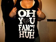 Oh you fancy huh? (;