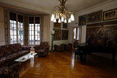 Villa Necchi Milano    #TuscanyAgriturismoGiratola