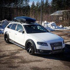 Audi A4 Avant Allroad - low