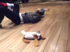 [CLIP] 121223 Funny Dony with a dog ㅋㅋㅋㅋ