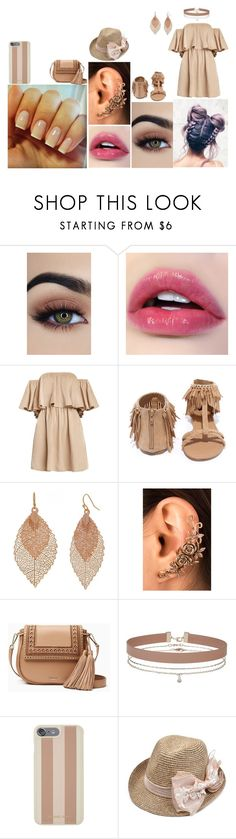 """""""Danielle Dawn Mae Willows Shopping"""" by mazerunnerloverforever ❤ liked on Polyvore featuring Qupid, Bold Elements, Kate Spade, Miss Selfridge and Michael Kors"""
