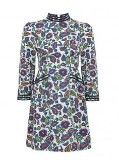 Floral Dress, £45, Archive By Alexa At M&S