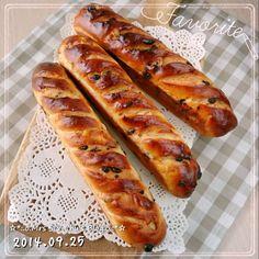 朱古力橙皮維也納麵包