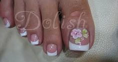 But need to cut down on the toe nails. french pedicure designs – Bing Im… Cute. But need to cut down on the toe nails. French Pedicure Designs, Toenail Art Designs, Toe Nail Designs, French Manicure With Design, Nails Design, Pretty Toe Nails, Cute Toe Nails, Fancy Nails, Pretty Toes