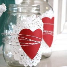 Set the mood with these romantic and creative Valentine's Day decor DIY ideas. From wreaths to mantel decor and garlands, there are over 100 decorations for the whole house! These festive Valentine's Day decorations will certainly make it a memorable day for you and your special someone. DIY Valentine Wreath heart shaped twig wreath form …