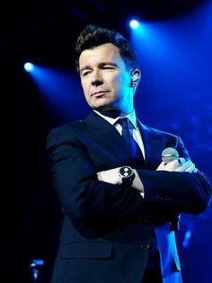 Rick Astley (He has aged sooo well! The Power Of Music, Kinds Of Music, My Music, Rick Rolled, Rick Astley, Never Gonna, Make You Cry, It's Raining, Good Vibes Only