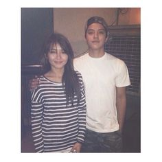 Kathryn Bernardo and Daniel Padilla
