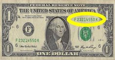 Check Your Wallet: Your $1 Bills Might be Worth Hundreds or Thousands of Dollars | Conspiracyclub