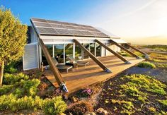 Amazing Net Zero House in the Canary Islands has On-Site Wind Turbines | Inhabitat - Sustainable Design Innovation, Eco Architecture, Green ...