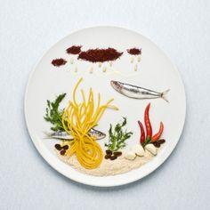 """""""#Mangiare bene è una necessità, mangiare intelligentemente è un'arte"""" :)"""