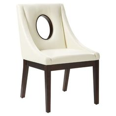 Studio Dining Chair I in Ivory