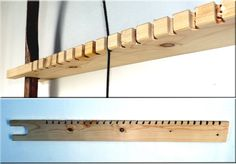bow tiller    tillering process is much easier with this tillering board made of ...