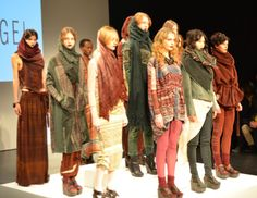 Laura Siegel Delivers on Fashionable Sustainable Clothing