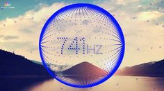 Solfeggio 741 Hz ◈ Awaken Intuition ◈ Helps in Toxin Release   Pure Mira...