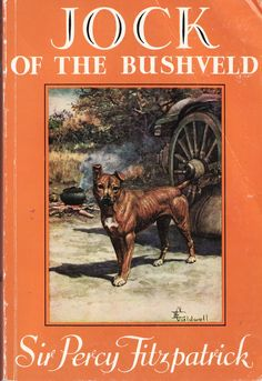 """Jock of the Bushveld - a true story of a young man's life on the """"drover trains"""" of South Africa, told in simple, descriptive language which makes you feel you are there. One of my childhood favourites South African Homes, Literary Heroes, Tomorrow Is Another Day, Time In The World, Family Roots, Out Of Africa, Travel Planner, My Land, My Childhood"""