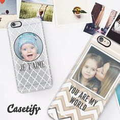 Turn your favorite photos into custom phone cases. Get $10 off your order with code EHMNEZ at casetify.com. Perf gift idea!