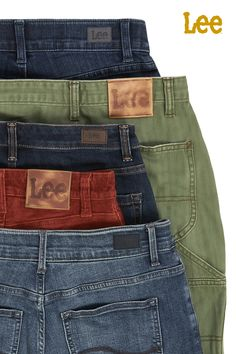 Lee offers a wide selection of jeans for women, including a variety of vintage cuts as well as classic fits. Check out our broad range of colors, styles and sizes to match your every mood. Vintage Jeans, Vintage Ladies, Denim Leggings, Lee Jeans, Favorite Things, Range, Mood, Woman, Colors