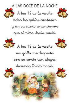Canciones cortas de navidad en espanol para ninos