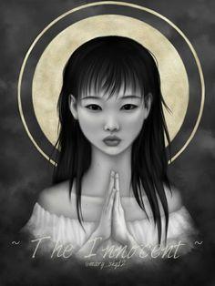 """Somnum exterreri"" series of art, first piece, digital - follow the artist on Instagram for more (ig: @mary_sky12) Artworks, Mary, One Piece, Digital, Artist, Anime, Instagram, Artists, Cartoon Movies"