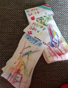 Vaderdag happy socks The Effective Pictures We Offer You About cute Mothers Day Crafts for Kids A qu Mothers Day Crafts For Kids, Fathers Day Crafts, Happy Fathers Day, Gifts For Father, Diy For Kids, Happy Mothers, Diy Presents, Diy Gifts, Cadeau Parents
