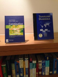 via John Finnemore:  Proudly on display at the British Library. Truly, something to suit every reader.