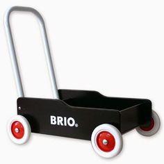 BRIO walker in black & white A Little Life, Brio, Birthday Wishes, Cool Stuff, Kid Stuff, Black And White, Toys, Toy Art, Christmas Ideas