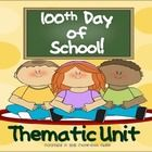 100th Day of School Activities and Printables! Perfect for K-1! $4.99