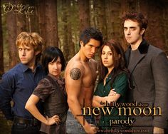 The Hillywood Show (Twilight Parodies are the best!)
