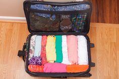 Internet tiene ideas para todo y el equipaje no iba ser menos.
