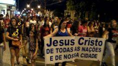 4ª MARCHA PARA JESUS , ARTUR NOGUEIRA