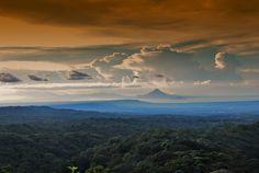 Momotombo Volcano (Managua, Nicaragua) by Alexia Uriarte ||Editors' Picks, Smithsonian Magazine 2011