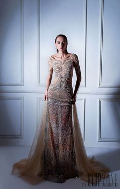 "Dany Tabet ""Night in Moscow"", F/W 2014-2015 - Couture"