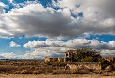 Un universo paralelo. Esfera: Desert.Tierra de Monegros. Aragón