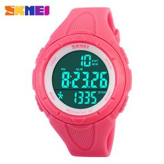 2016 New Fashion Sports Watches Pedometer Digital Watch Fitness For Men Women Outdoor Sport Wristwatches Fashion Sports Watches