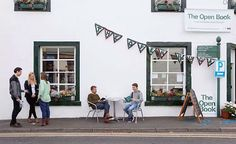 If you're a bookworm who loves to travel, then we have the perfect place for you to add to your bucket list. In the small Scottish village of Wigtown, ther