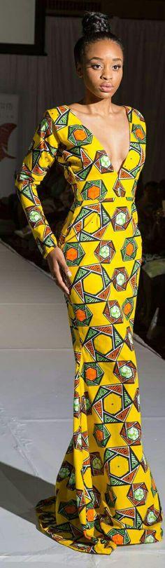 ❣AfroPolitan, African Fashion Week, Toronto, Canada 2016