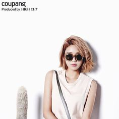 SNSD's SooYoung and more of her gorgeous pictures for 'Coupang' ~ Wonderful Generation