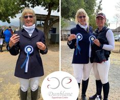 Congratulations to Dierdre Peterse and Spot 🏅 Achieving a 4th and 8th place out of 90 riders in the 1.00m Gauteng Championship Show at KPC! #TheDunblaneExperience #TheDunblaneTeam #KPC #HorseShow #Championship