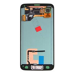 Touch Screen Digitizer Assembly (AMOLED) with Home Button for Samsung Galaxy S5 (SV) i9600 / G9001 / G900A / G900F / G900H / G900M / G900T / G900V / G900P / G900R4 / G9008V (for SAMSUNG Mobile Phone Repair Part Replacement)(Free Repair Tool Kits) (Charcoal Black)  Have you dropped your Samsung Galaxy S5 and damaged the touch screen, interfering with images? Has it otherwise become scratched or scuffed?    If your Samsung Galaxy S5 had damage done to the screen, or if you are having ..