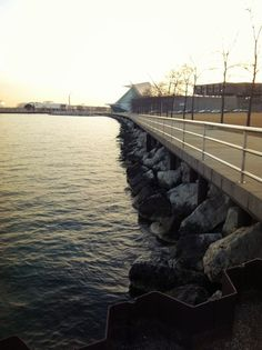 Milwaukee lakefront