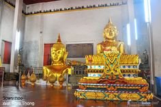 Wat Phra Thong, near the Thalang District Office, north of Phuket Town is famous for a half-buried golden Buddha statue called Luang Poh Phra Thong (Golden Buddha) in its grounds. Its other moniker is Wat Phra Phud, meaning 'Temple of the protruding Buddha'. http://phuketnews.phuketindex.com/news-tag/photo-of-the-day