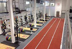 Home Gym - #modern #gym #design - http://amzn.to/2fSI5XT