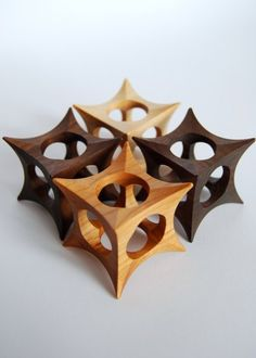 --I wonder how many CNC router axes would be needed to fabricate these.