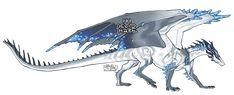 144 Gelid Haze by Arukanoda on DeviantArt Mystical Animals, Mythical Creatures Art, Fantasy Creatures, Creature Concept Art, Creature Design, Dragon Anatomy, Dragon Zodiac, Mythological Animals, Wings Of Fire Dragons