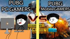 PUBG Mobile Gamers VS Pc Gamers PUBG Mobile Gamers VS Pc Gamers This video is only for entertainment purpose. Don't take anything seriously. Watch More Funny Latest Stickman videos on our channel.  When Gamer Plays PUBG For First Time In Mobile https://youtu.be/jHlrxLWF_OM  PUBG Credit Goes To: jackfrags https://youtu.be/iVoIQFrmW64 PUBG Mobile Game Credit Goes To: GameSpot https://youtu.be/ZtjggdUplIo Ringtone CRedit Goes TO: Amit Bhadana…